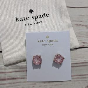 Kate Spade Enamel Gumdrop Studs Earrings